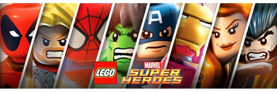 Лего Мстители (Супергерои Марвел)