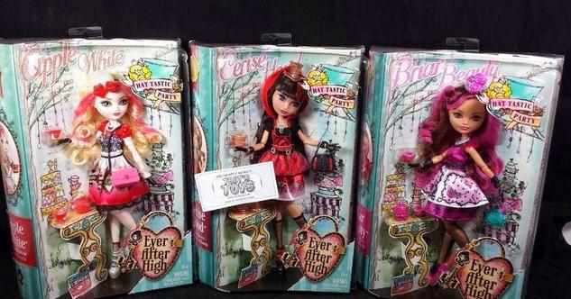 Как сделать так чтобы появилась кукла эвер афтер хай