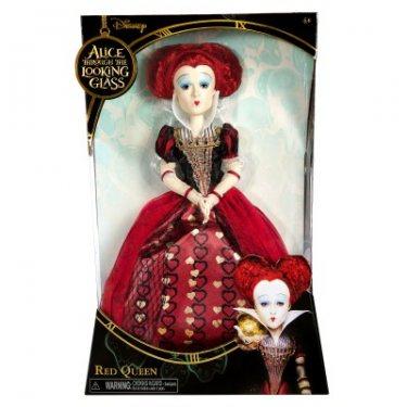 Коллекционная кукла Красная Королева де люкс 30 см