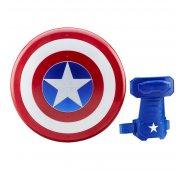 Щит Капитана Америка (Первого мстителя) на магните 28 см