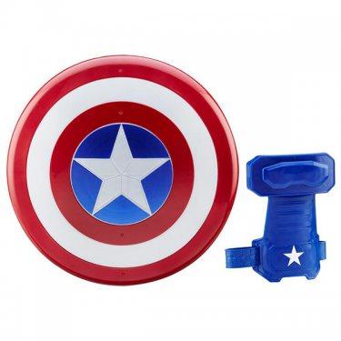 Игрушечное оружие Avengers Магнитный щит Первого Мстителя