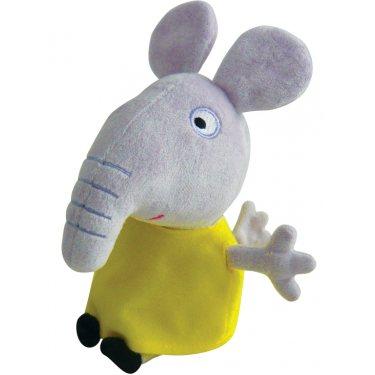 Мягкая игрушка Свинка Пеппа - Слоник Эмили 20 см