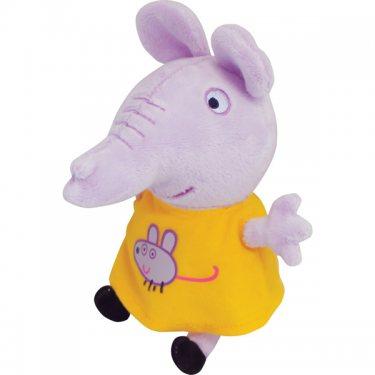 Мягкая игрушка Свинка Пеппа - Эмили с мышкой 20 см