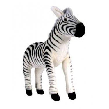 Мягкая игрушка Hansa Зебра 2354, 41 см