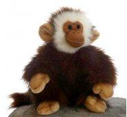 Мягкая игрушка Обезьянка 2833, 28 см, Hansa