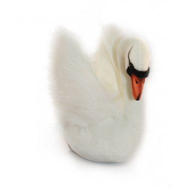 Белый лебедь 2983, 32 см, Hansa