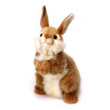 Мягкая игрушка Кролик 3316З, 30 см, Ханса