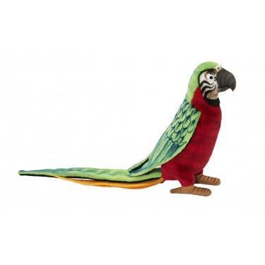 Мягкая игрушка Попугай красный 3326, 37 см, Hansa