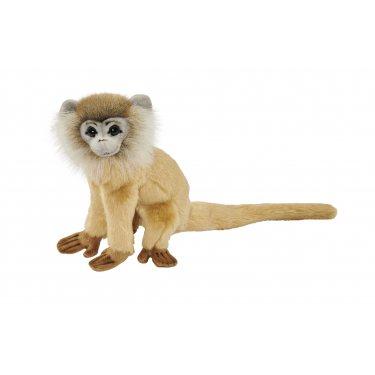 Мягкая игрушка Ханса Лангур палевый 3649, 18 см