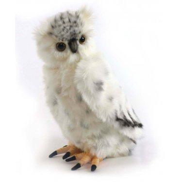 Мягкая игрушка Hansa 3836 Полярная сова, 33 см