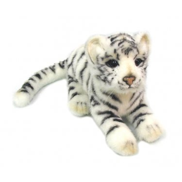 Мягкая игрушка Детеныш белого тигра 4089, 26 см Hansa