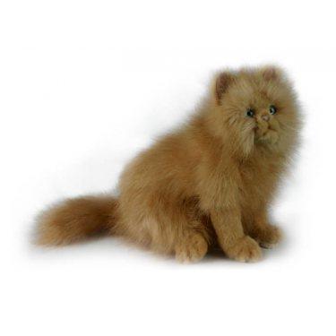 Мягкая игрушка Кошка рыжая 4223, 27 см, Hansa