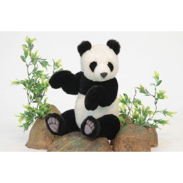 Мягкая игрушка Панда 4473, 30 см, Hansa