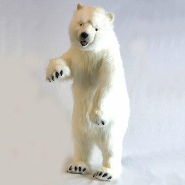 Мягкая игрушка Медведь полярный 4486, 86 см, Hansa