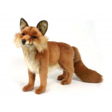 Рыжая лисица 4699, 40см Hansa