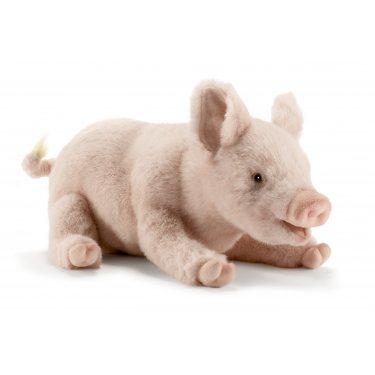 Мягкая игрушка Свинка 4944, 28 см, Hansa