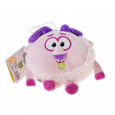 Мягкая игрушка Бараш розовый 12 см со звуком (Смешарики)