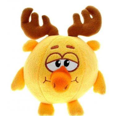 Мягкая игрушка Смешарики Лосяш 10 см