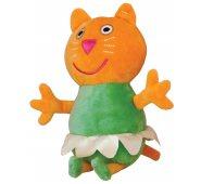 Мягкая игрушка Свинка Пеппа - Котенок Кэнди балерина 20 см