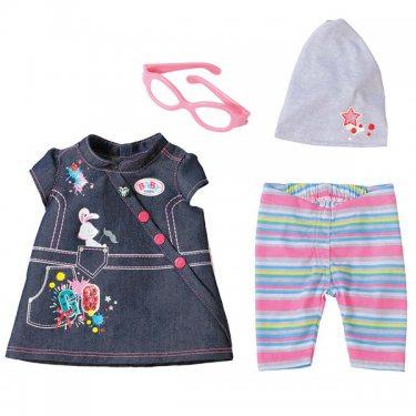 Одежда Джинсовая для девочки (Zapf Creation)