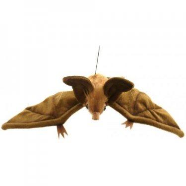 Мягкая игрушка Коричневая летучая мышь парящая 3064М, 37 см