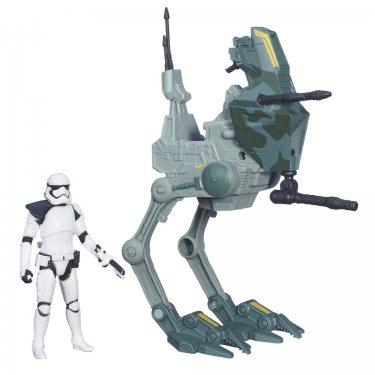 Боевое транспортное средство Assault Walker (Звездные войны) и Штурмовик