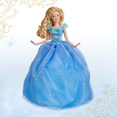 Кукла Золушка Элла в бальном платье (Дисней)