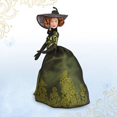 Кукла Леди Тремэйн - мачеха Золушки (Дисней)