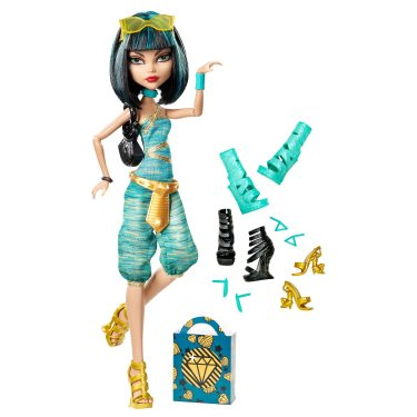 Кукла Клео Де Нил - Коллекция Обуви