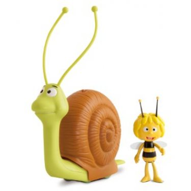 Детская каталка Улитка с пчелкой Майя
