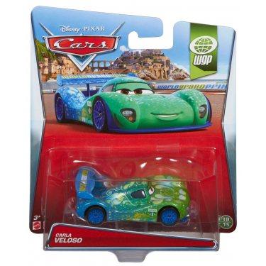 """Cars 2 Литая машинка """"Тачки"""" Карла Велосо Маттель"""