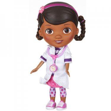 Кукла Доктор Плюшева (Дотти) со стетоскопом (22 см)