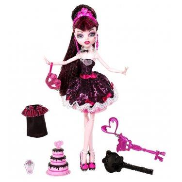 Кукла Дракулаура - Сладкие 1600
