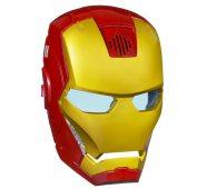 Электронная Маска Железного человека со светом и звуком