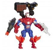 Фигурка Железный Патриот разборная Super Hero Mashers