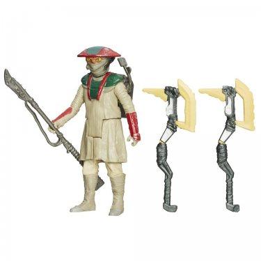 Фигурка констебля Зувио с оружием и аксессуарами (10 см)