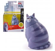 Фигурка Толстая кошка Хлоя (8 см)
