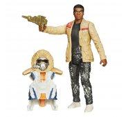 Звездные войны фигурка Финн с оружием (9,5 см)