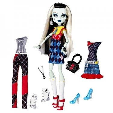 Кукла Фрэнки Штейн - Я люблю Моду