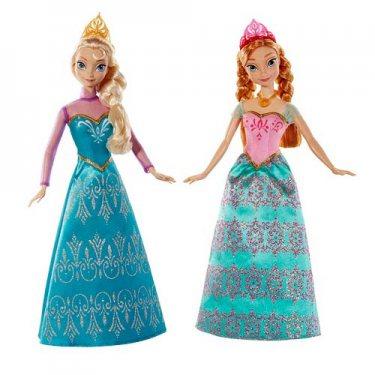 Набор кукол Эльза и Анна (Ограниченный выпуск)