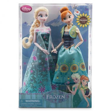 Куклы Анна и Эльза в наборе Холодное сердце