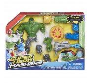 Халк с аксессуарами фигурка разборная Super Hero Mashers