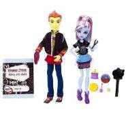 Набор из 2-х кукол Хит Бернс и Эбби Боминейбл в Классе