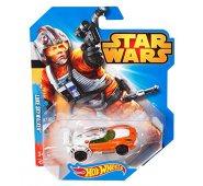 Машинка Hot Wheels Люк Скайуокер Звездные войны