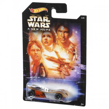 "Машинка Hot Wheels ""Motoblade"" Star Wars"