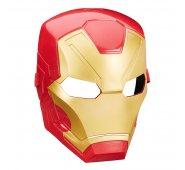 Игровая детская маска Айрон Мэна (Железного Человека)