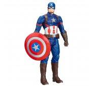Игрушка Капитан Америка со звуковыми эффектами (интерактивная) 25 см