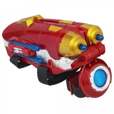 Напульсник (репульсор) Железного Человека с ракетами