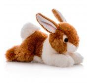 Мягкая игрушка Aurora Аврора Кролик коричневый, 28 см
