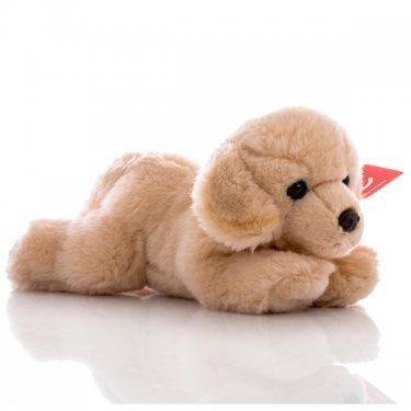 Мягкая игрушка Aurora Аврора Палевый Лабрадор, 28 см